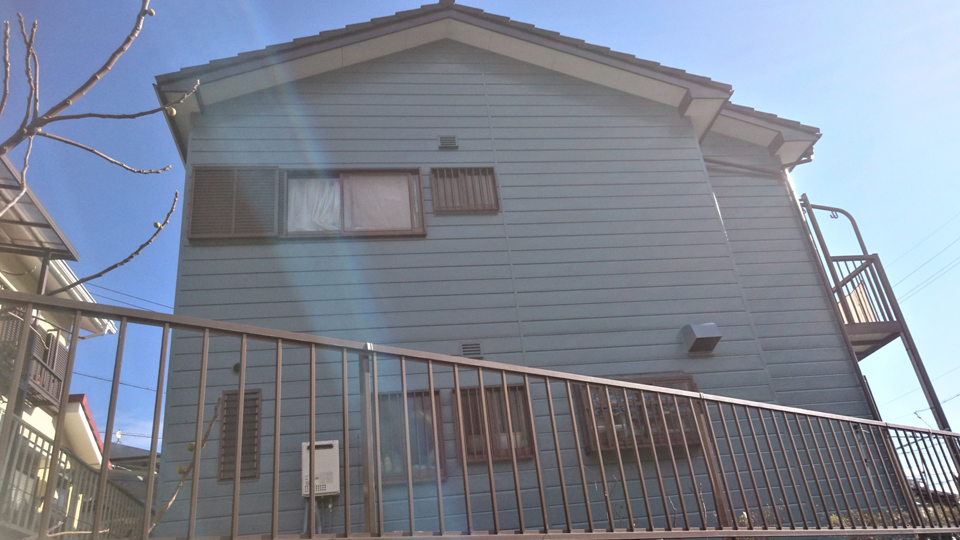 愛知県犬山市 T様邸 シリコン塗装